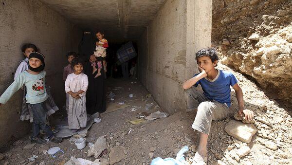 Situación en Saná, Yemen - Sputnik Mundo
