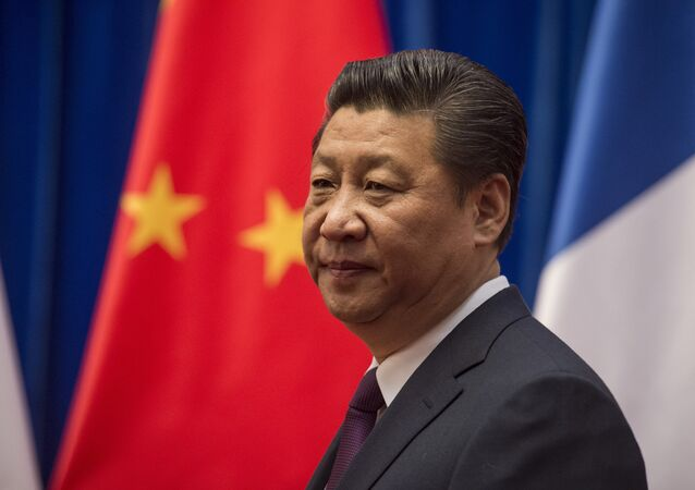 Xi Jinping, presidente de la República Popular China (archivo)