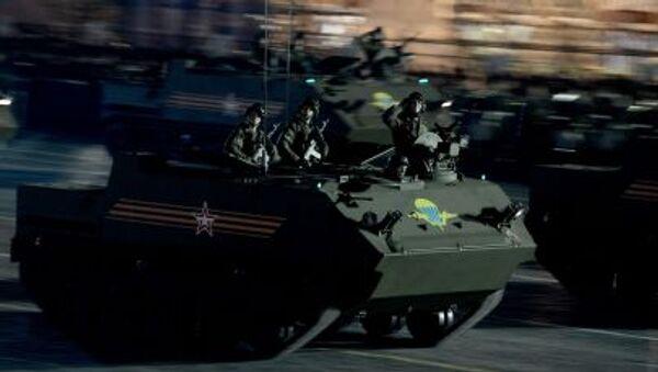 Blindado aerotransportado Rakushka (BTR-MD) - Sputnik Mundo