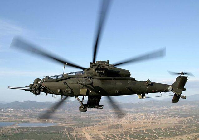 Helicóptero A-129 Mangusta