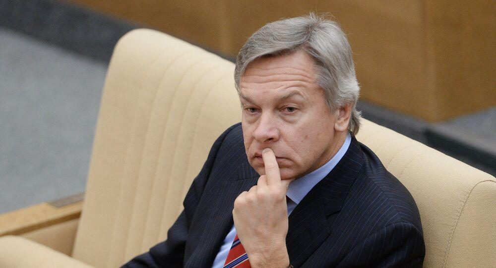 Alexéi Pushkov (archivo)