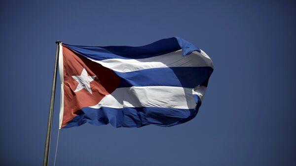 Bandera de Cuba - Sputnik Mundo