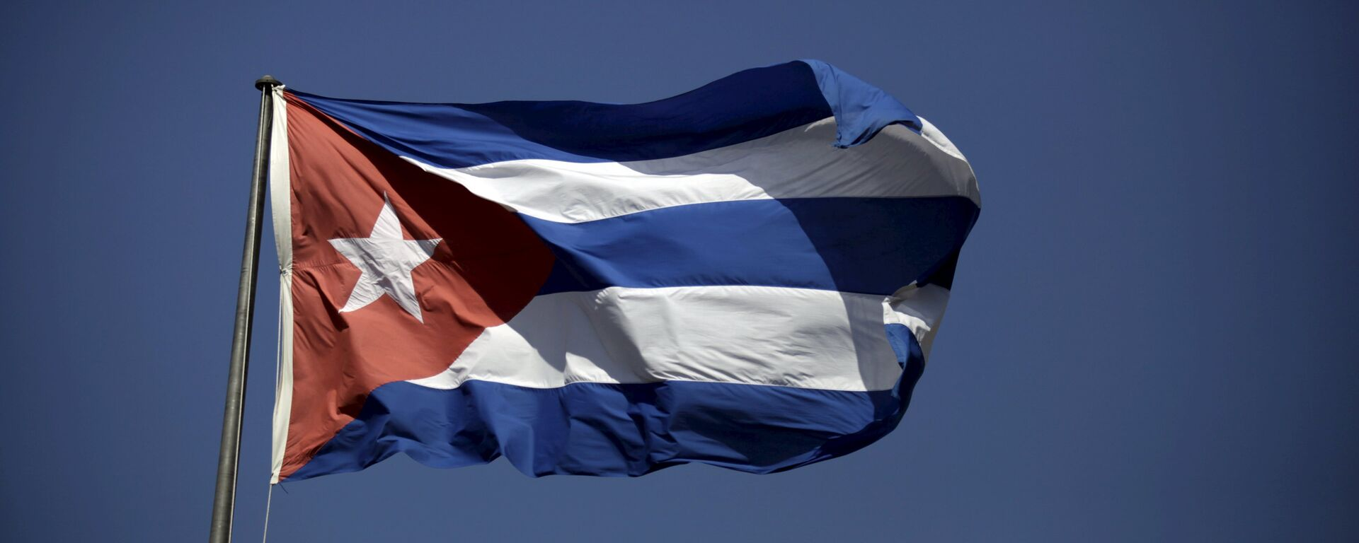 Bandera de Cuba - Sputnik Mundo, 1920, 10.06.2021