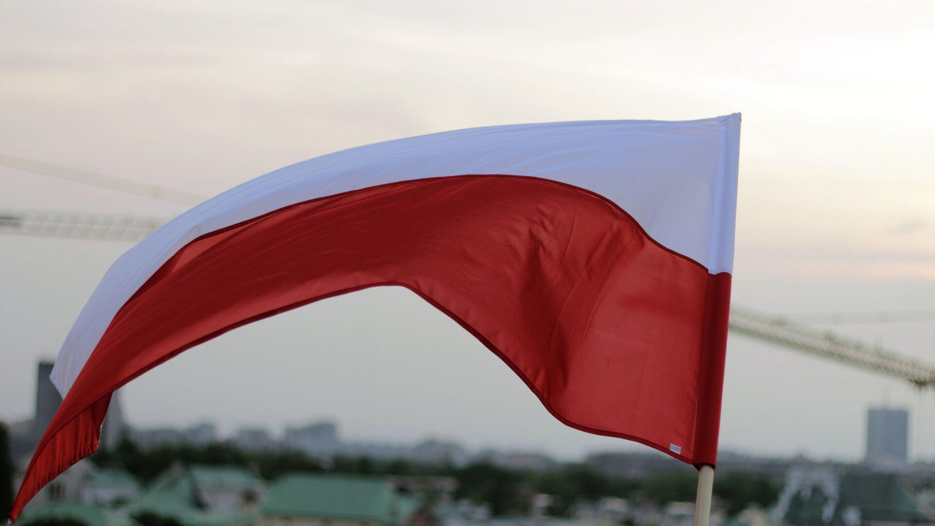Bandera de Polonia - Sputnik Mundo, 1920, 21.04.2021