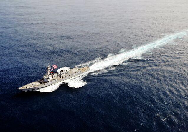 USS Winston Churchill (DDG 81)