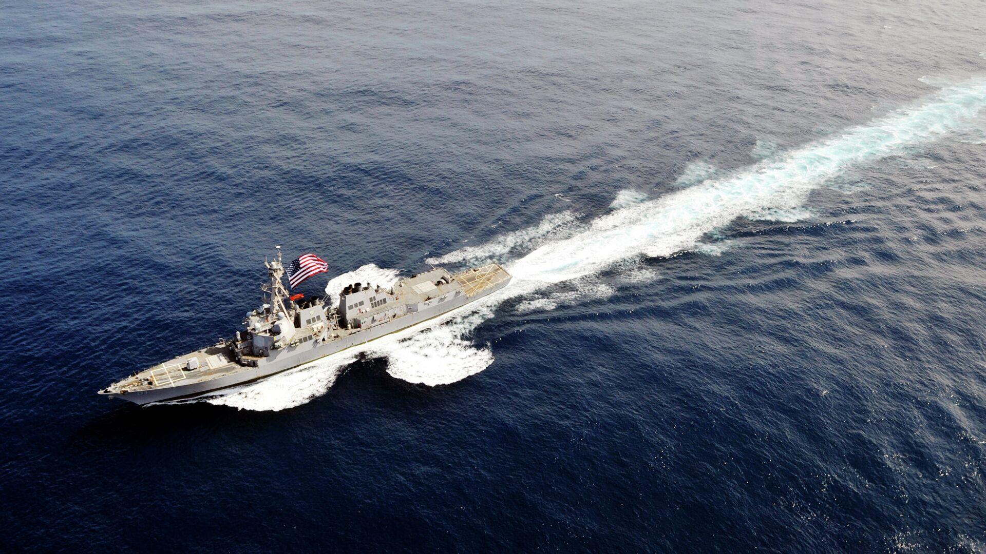 USS Winston Churchill (DDG 81) - Sputnik Mundo, 1920, 02.03.2021
