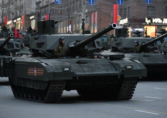 Tanque T-15 Armata