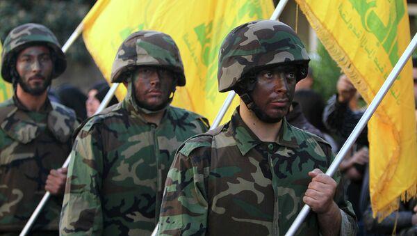 Milicias de Hizbulá - Sputnik Mundo