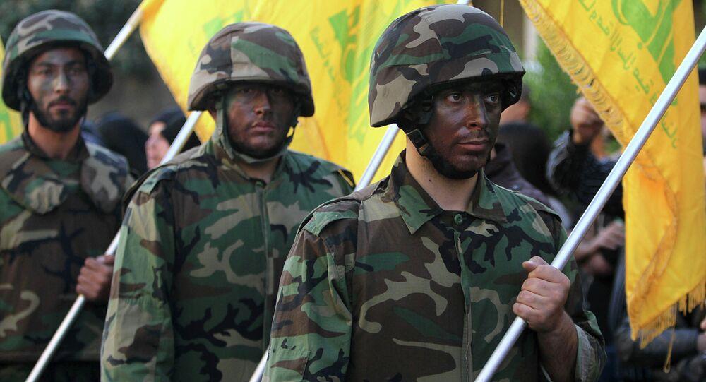 Militares de Hezbolá