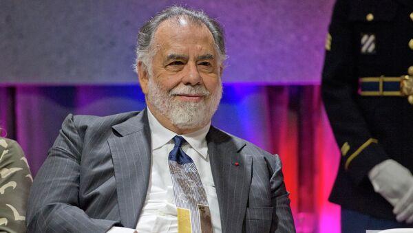Francis Ford Coppola, cineasta italo-norteamericano - Sputnik Mundo