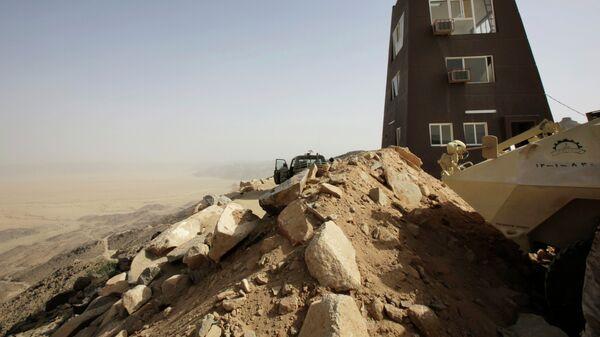 Situación en Najran cerca de la frontera con Yemen - Sputnik Mundo