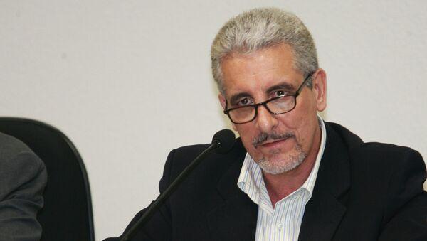 Henrique Pizzolato, exdirector de marketing del Banco de Brasil y prófugo de la Justicia de Brasil - Sputnik Mundo