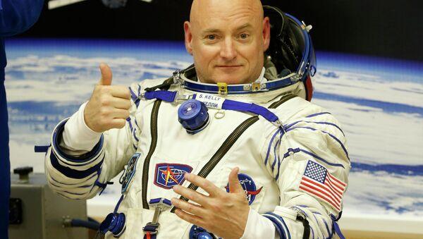 Scott Kelly, astronauta de la NASA - Sputnik Mundo