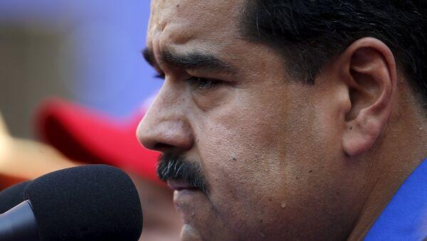 Nicolas Maduro (archivo) - Sputnik Mundo