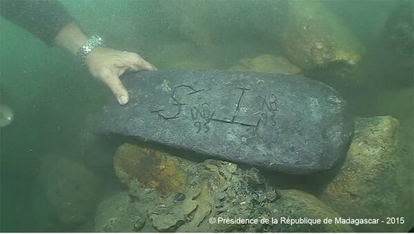 Supuesto tesoro del pirata William Kidd - Sputnik Mundo
