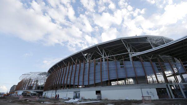 Arena Carioca en Río de Janeiro - Sputnik Mundo