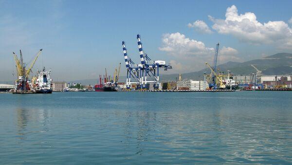 Puerto de Novorossiysk - Sputnik Mundo