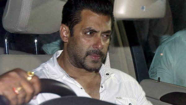 Salman Khan - Sputnik Mundo