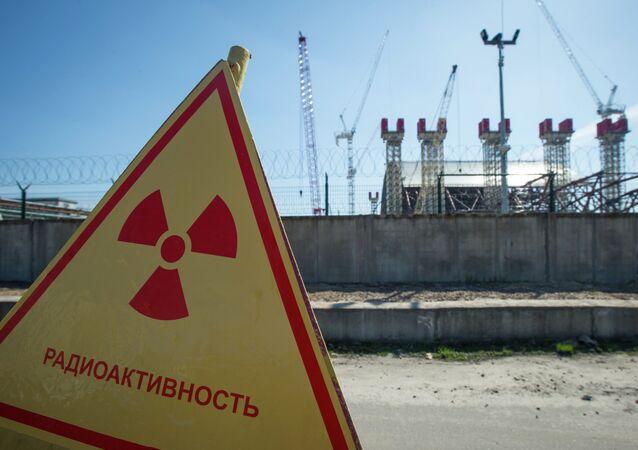Central atómica de Chernóbil