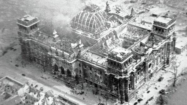 El último avance del Ejército Rojo: los soviéticos llegan a Berlín - Sputnik Mundo