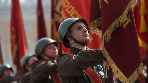 El Día de la Victoria en la Gran Guerra Patria (1941-1945) - Sputnik Mundo