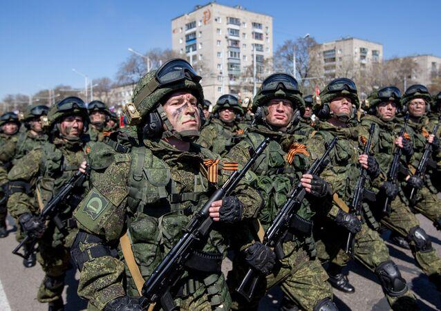 Fuerzas Armadas de Rusia