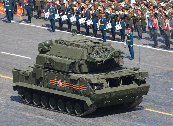Desfile de la Victoria en la Plaza Roja de Moscú - Sputnik Mundo