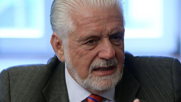 Jaques Wagner, ministro de Defensa de Brasil - Sputnik Mundo