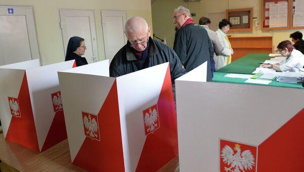 Elecciones en Polonia - Sputnik Mundo