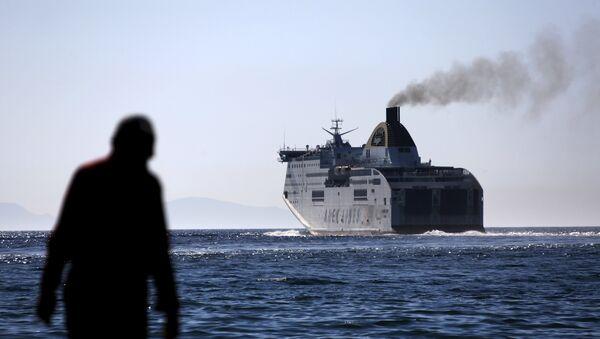 Ferrys griegos comunicarán a Cuba con EEUU - Sputnik Mundo