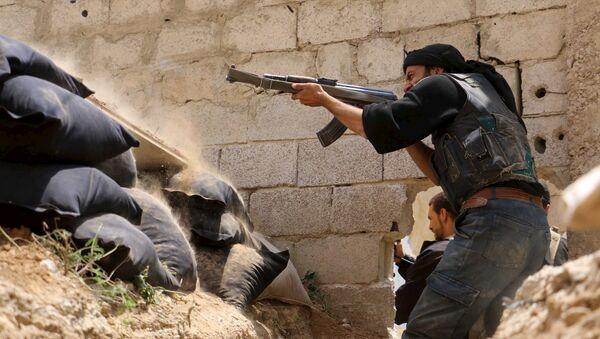Situación en Siria - Sputnik Mundo