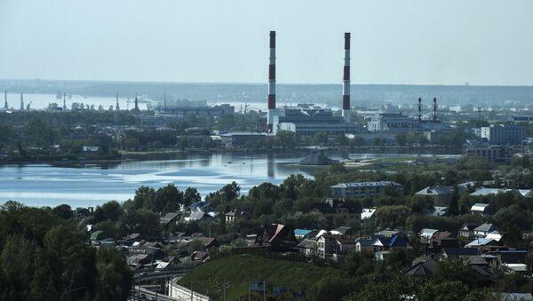 Kazan. la capital de Tatarstán - Sputnik Mundo