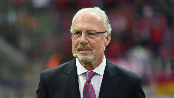 Franz Beckenbauer - Sputnik Mundo