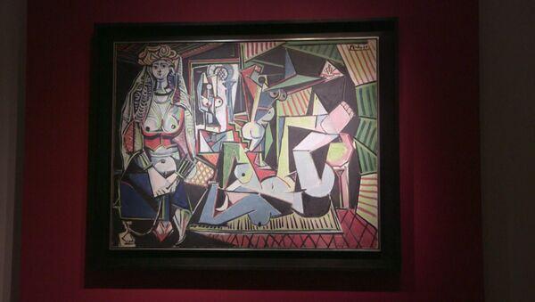 Un cuadro de Picasso y una escultura de Giacometti, las obras más caras del mundo - Sputnik Mundo