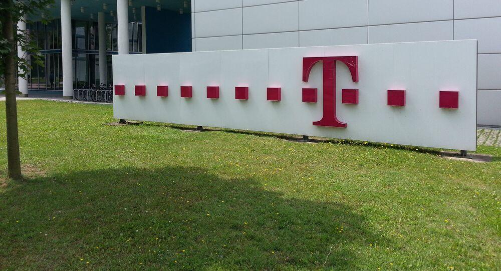 Logo de Deutsche Telekom