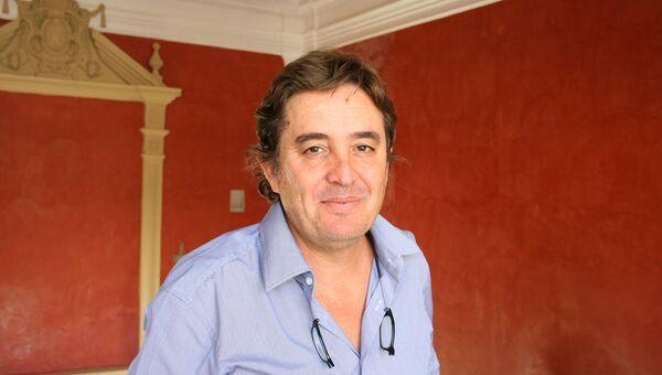 Luis García Montero - Sputnik Mundo