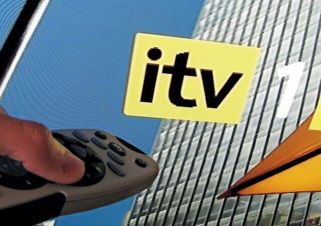 Los empleados de la televisión británica ITV, en huelga en demanda por un salario justo