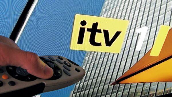 Los empleados de la televisión británica ITV, en huelga en demanda por un salario justo - Sputnik Mundo
