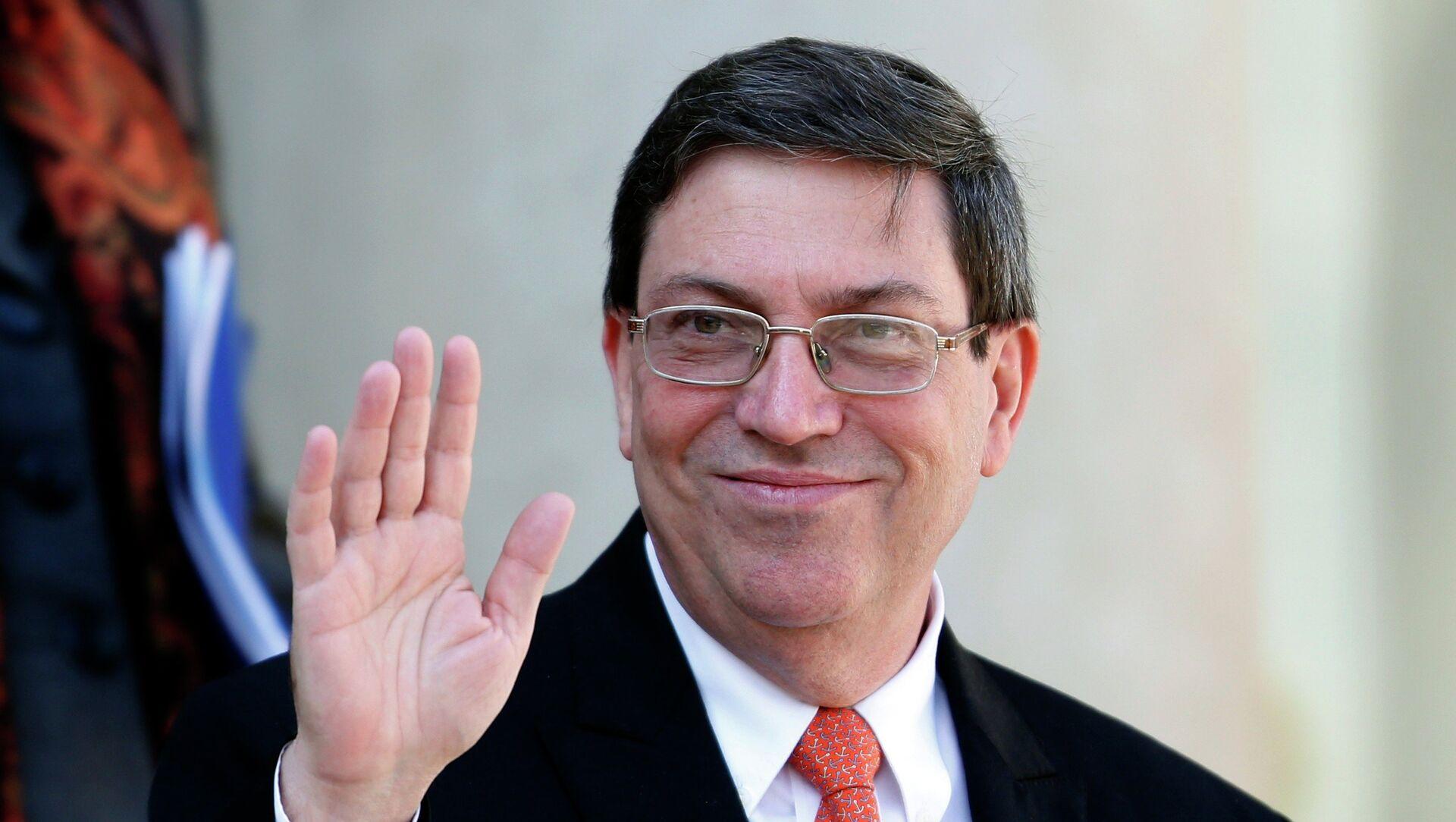 Bruno Rodríguez, ministro de Relaciones Exteriores de Cuba - Sputnik Mundo, 1920, 05.02.2021