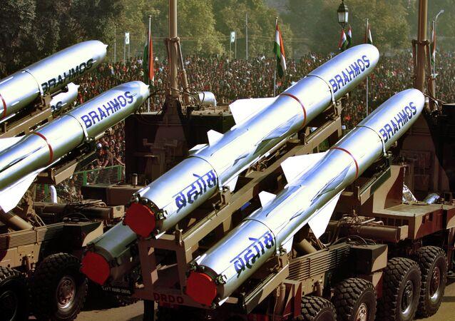 Misiles BrahMos