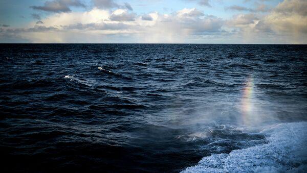 El mar de Barents - Sputnik Mundo