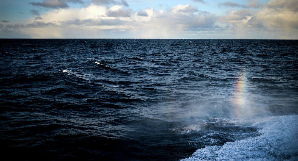 El mar de Barents (archivo)