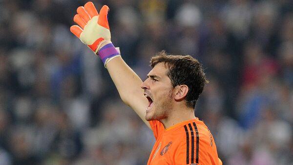 Iker Casillas - Sputnik Mundo