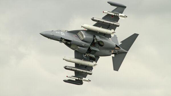 Avión de entrenamiento y combate Yak-130 - Sputnik Mundo