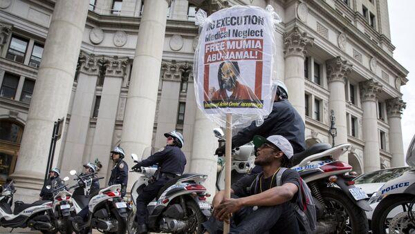 Mumia Abu-Jamal - Sputnik Mundo