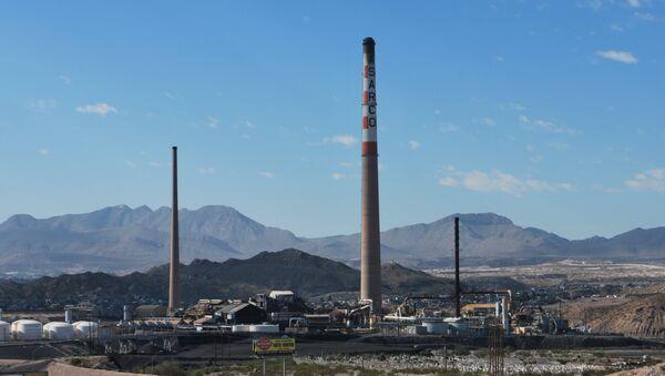 Minería de la empresa Grupo México - Sputnik Mundo