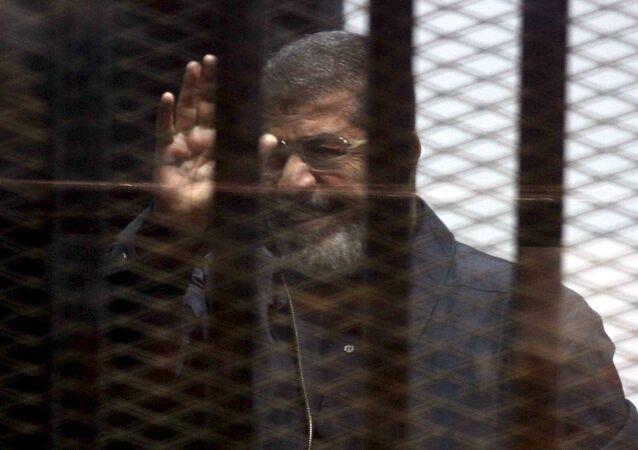 Mohamed Mursi, exmandatario de Egipto