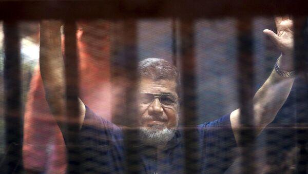 Mohamed Mursi, expresidente de Egipto - Sputnik Mundo