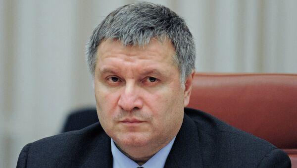 Arsen Avakov - Sputnik Mundo
