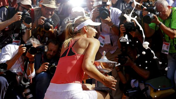 María Sharapova, tenista rusa - Sputnik Mundo